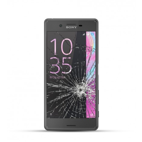 Sony Xperia X F121 / F122 Reparatur LCD Display Touchscreen