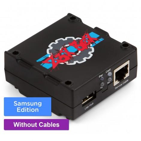 Z3X Box Samsung Edition mit Kabel Set (30 Stück)