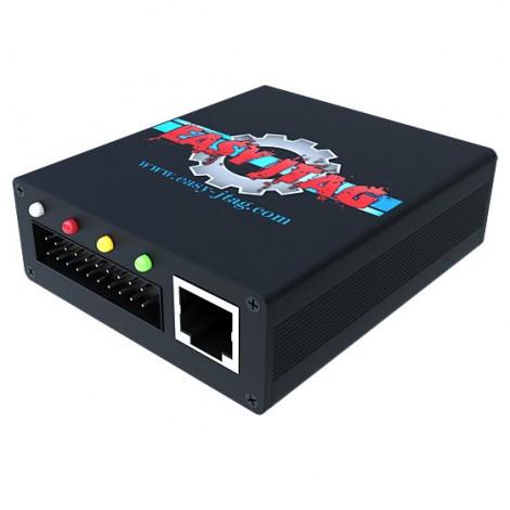 Z3X Easy-JTAG mit Kabeln und JTAG ISP Adapter 5-in-1