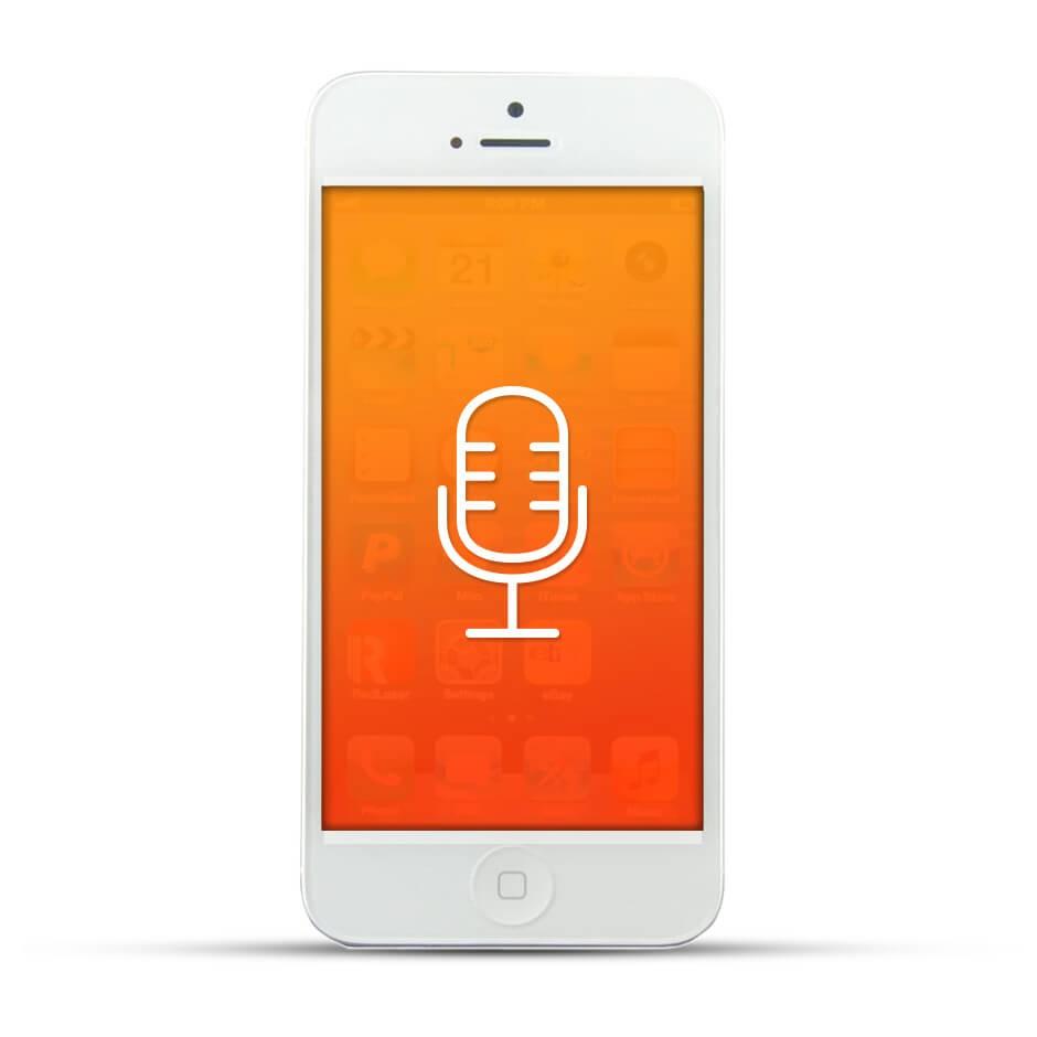 apple iphone 5 reperatur mikrofon service4handys. Black Bedroom Furniture Sets. Home Design Ideas