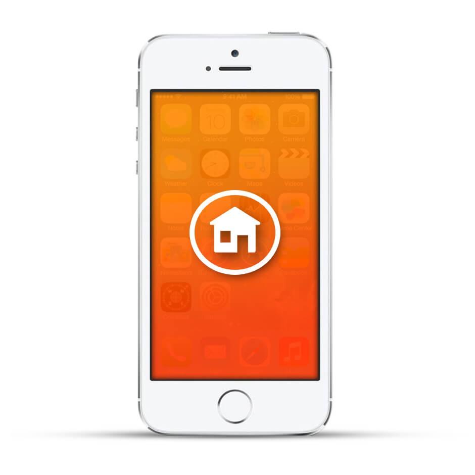 Iphone  Homebutton Reparatur