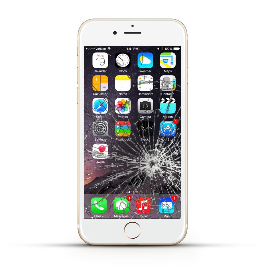 apple iphone 6s reparatur lcd display touchscreen glas service4handys. Black Bedroom Furniture Sets. Home Design Ideas