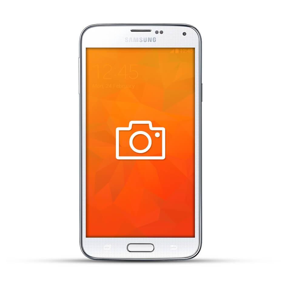 samsung galaxy s5 reparatur kamera service4handys. Black Bedroom Furniture Sets. Home Design Ideas