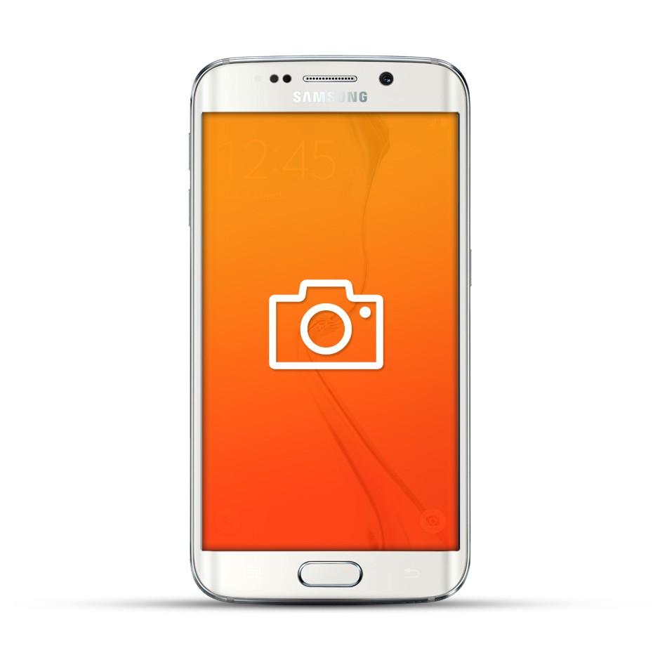 samsung galaxy s6 edge reparatur kamera service4handys. Black Bedroom Furniture Sets. Home Design Ideas
