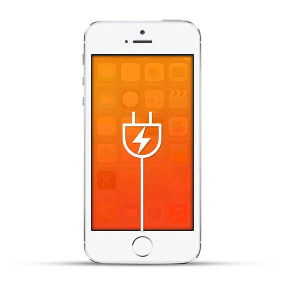 Apple iPhone 5s Reparatur USB Dock, Ladebuchse ...
