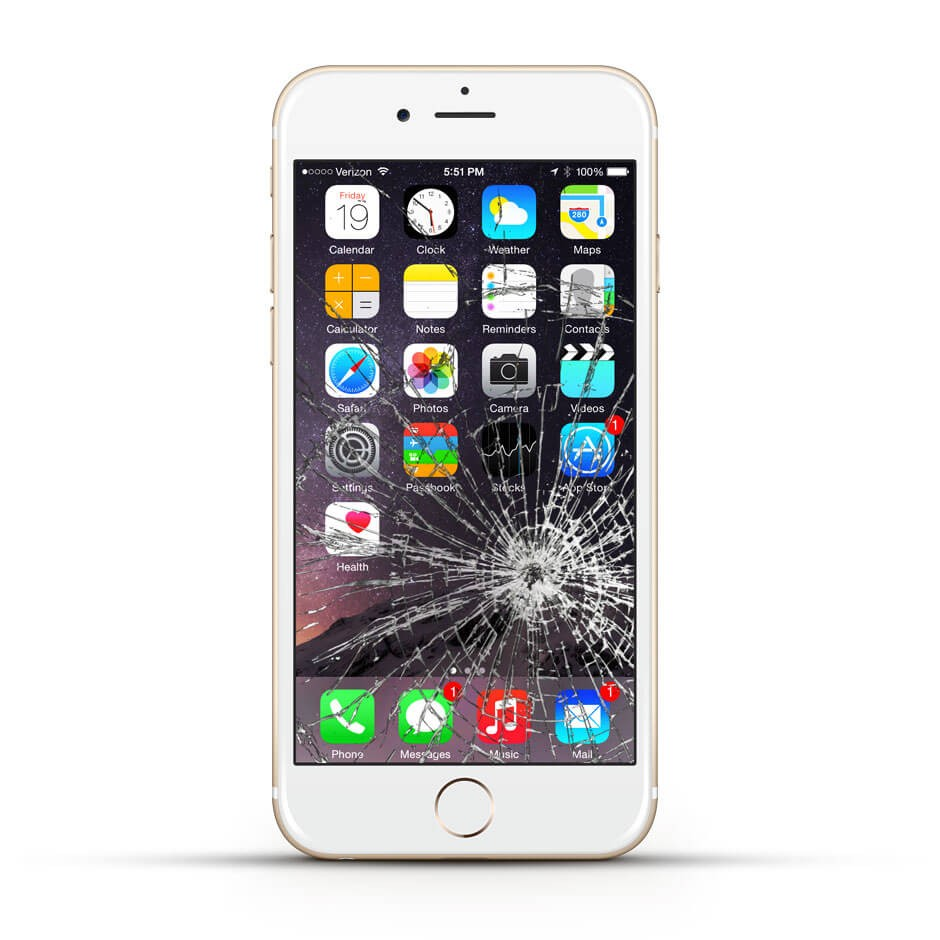 Iphone  Touchscreen Reparatur