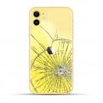 iPhone 11 Backcover Reparatur / Tausch / Wechsel gelb