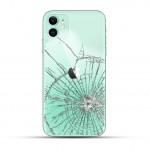 iPhone 11 Backcover Reparatur / Tausch / Wechsel grün