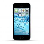 Apple Iphone SE Reparatur Wasserschaden Behandlung schwarz