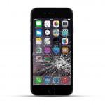 Apple iPhone 6s Reparatur LCD Display Touchscreen Glas Schwarz