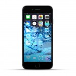 Apple iPhone 6s Reparatur Wasserschaden Behandlung Schwarz