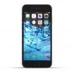 Apple iPhone 6 Plus Reparatur Wasserschaden Behandlung Schwarz