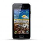Samsung Galaxy S2 Reparatur LCD Dispay Touchscreen Glas Schwarz