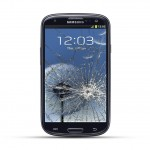 Samsung Galaxy S3 Reparatur LCD Dispay Touchscreen Glas Schwarz