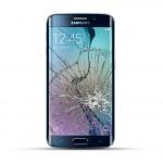 Samsung Galaxy S6 Edge Reparatur LCD Dispay Touchscreen Glas