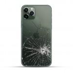 iPhone 11 Pro / 11 Pro Max Backcover Reparatur / Tausch / Wechsel grün