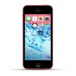 Apple iPhone 5c Reparatur Wasserschaden Behandlung Red