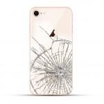 iPhone 8 / 8 Plus Backcover Reparatur / Tausch / Wechsel weiß