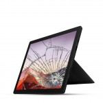 Microsoft Surface Pro 3/ 4 / 5 / 6 / 7 Reparatur Display schwarz