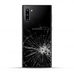 Samsung Note 10 Reparatur Backcover schwarz