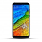 Xiaomi Redmi 5 Plus Reparatur Display LCD Touchscreen schwarz