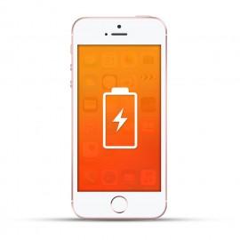 Apple Iphone SE Reparatur Akku / Akkuaustausch weiss