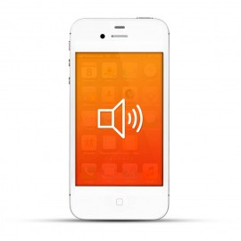 Apple iPhone 4 / 4s Reparatur Lautsprecher