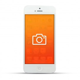 Apple iPhone 5 Reparatur Kamera (Front / Back) White