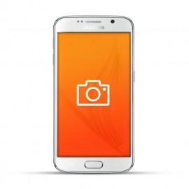Samsung Galaxy S6 Reparatur Kamera Weiss