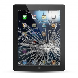 Apple iPad 3 / 4 / 5 Air Wifi / 3G Reparatur LCD Display Touchscreen Glas