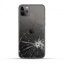 iPhone 11 Pro / 11 Pro Max Backcover Reparatur / Tausch / Wechsel schwarz