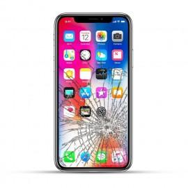 Apple iPhone Xr Reparatur LCD Display Touchscreen Glas Schwarz
