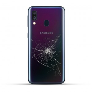 Samsung A40 Reparatur Backcover
