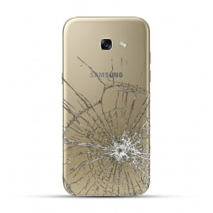 Samsung A5 Reparatur Backcover