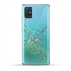 Samsung A51 Reparatur Backcover