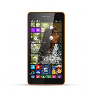 Nokia Lumia 535 Reparatur LCD Display Touchscreen Glas
