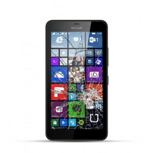 Nokia Lumia 640 Reparatur LCD Display Touchscreen Glas
