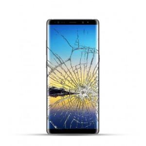 Samsung Note 8 Reparatur LCD Display Touchscreen Kompletteinheit inkl. Gehäuserahmen