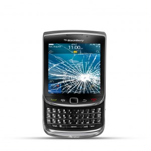 BlackBerry Torch 9800 Reparatur LCD Touchscreen Display