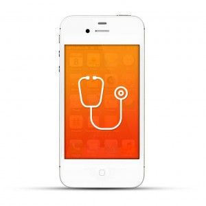 Apple iPhone 4 / 4s Reparatur Diagnose