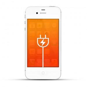Apple iPhone 4 / 4s Reparatur USB Dock, Ladebuchse