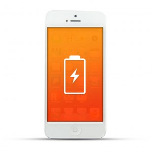 Apple iPhone 5 Akkutausch / Akkuwechsel White
