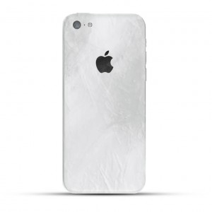 Apple iPhone 5c Reparatur Backcover Weiss