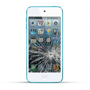 Apple iPod 5 Reparatur LCD Display Touchscreen Glas