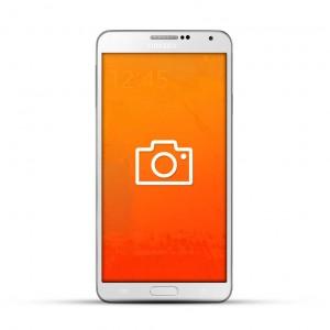 Samsung Note 3 (N9005 / N7505) Reparatur Kamera