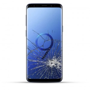 Samsung Galaxy S9 Plus Reparatur Display Touchscreen
