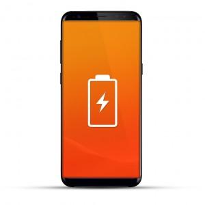 Samsung Galaxy S8 Plus Reparatur Akku / Akkutausch schwarz