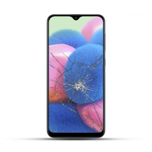 Samsung A30s Reparatur Display Touchscreen + LCD