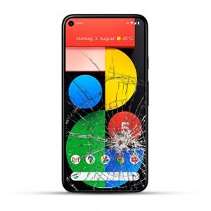 Google Pixel 5 Reparatur LCD Display Touchscreen