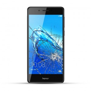 Huawei Honor 6c Reparatur Dispay Touchscreen Glas